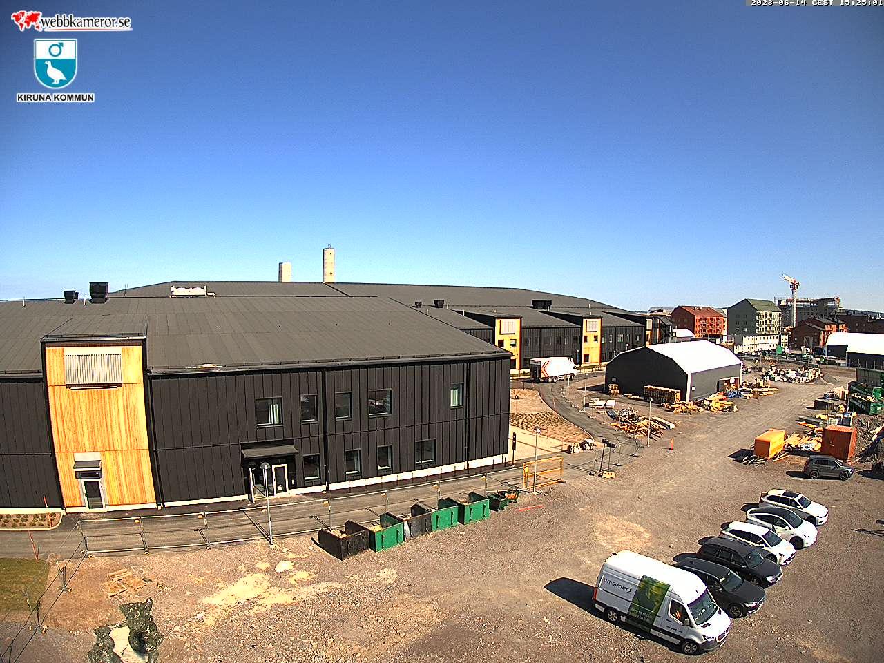 Webbkamera - Kiruna