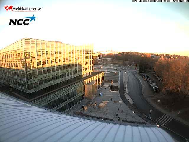 Webbkamera - Uppsala Universitet, Ångströmlaboratoriet