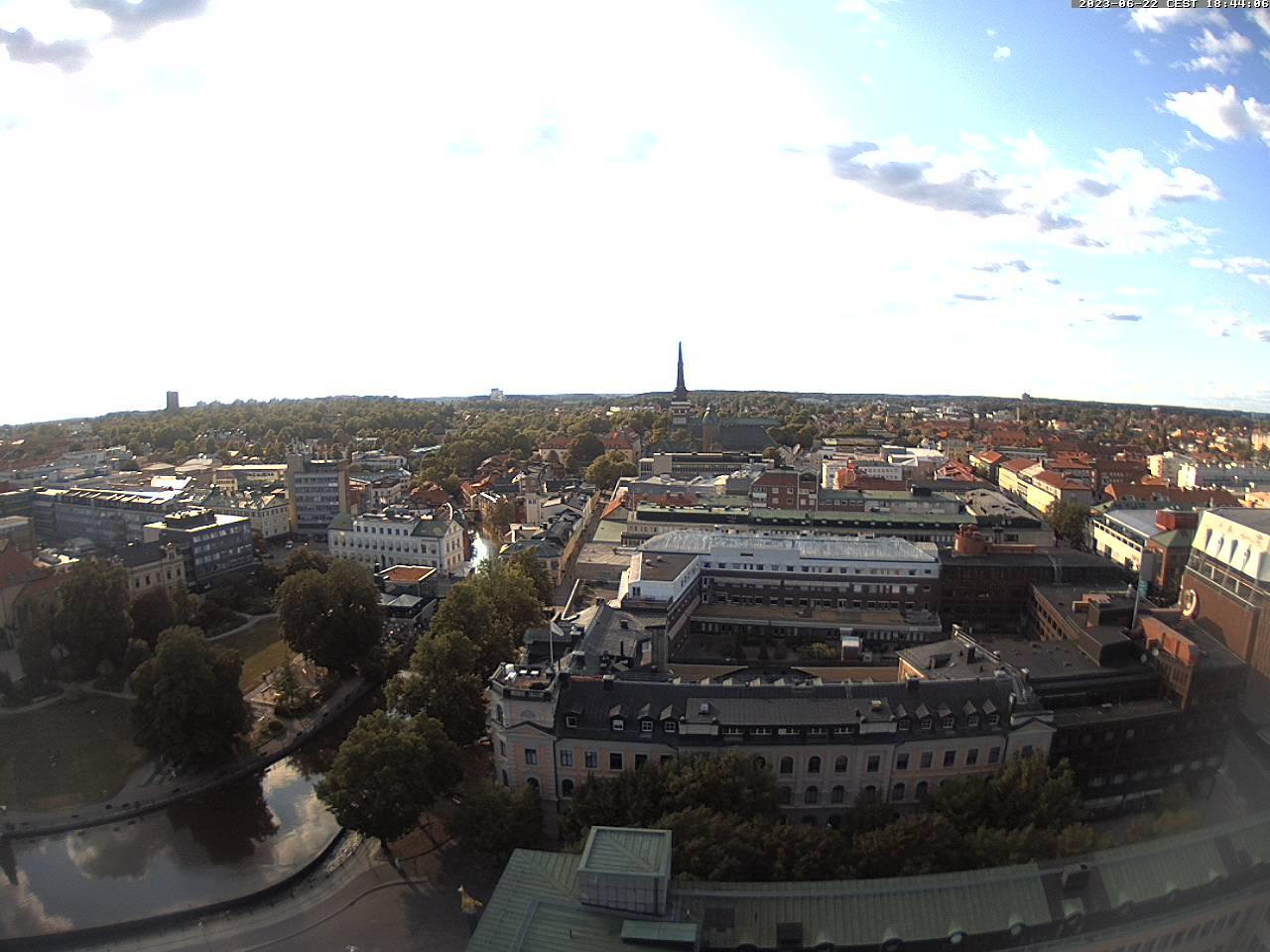 Webcam Västerås, Västerås, Västmanland, Schweden