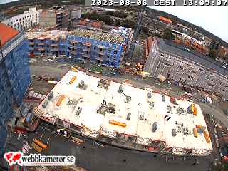 Uppsala - Kapellgärdet, Brf Block
