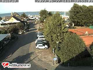 Webbkamera - Båstad, hamnen