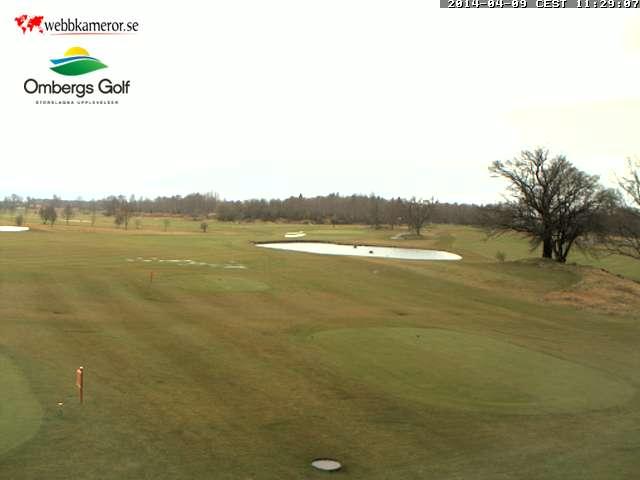 Webbkamera - Ombergs Golfklubb